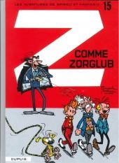 Spirou et Fantasio -15i15- Z comme Zorglub