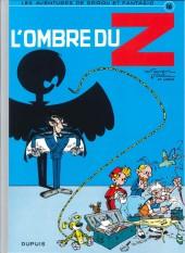 Spirou et Fantasio -16i14- L'ombre du Z