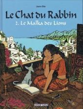 Le chat du Rabbin -2a06- Le malka des lions