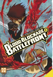 Blood Blockade Battlefront -1- Tome 1