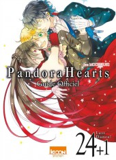 Pandora Hearts -HS3- 24+1 - Guide Officiel - Last dance!