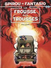 Spirou et Fantasio -40- La frousse aux trousses