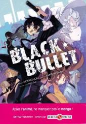 Black Bullet -1Extrait- Tome 1