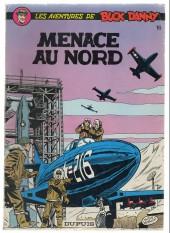 Buck Danny -16e1976- Menace au nord