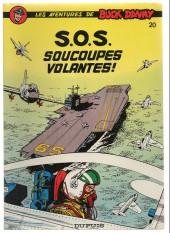 Buck Danny -20b1977a- S.o.s. soucoupes volantes !
