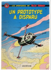 Buck Danny -21b1977- Un prototype a disparu
