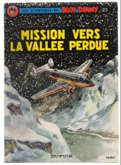 Buck Danny -23b1977- Mission vers la vallée perdue