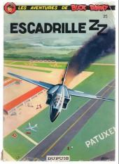 Buck Danny -25c1977a- Escadrille zz
