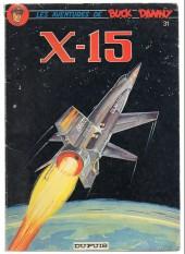 Buck Danny -31b1977a- X-15