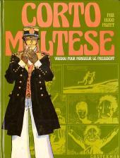 Corto Maltese (première série cartonnée) -4- Vaudou pour Monsieur le Président