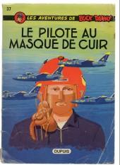 Buck Danny -37a1976- Le pilote au masque de cuir