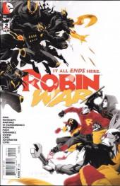 Robin War (2016) -2- The Daring Young Man