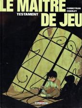 Le maître de jeu -1b2002- Testament