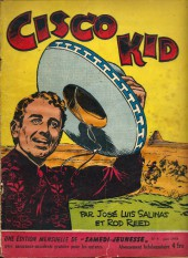 Samedi Jeunesse -8- Cisco Kid