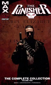 Punisher Max: The Complete Collection (2016) -INT02- Volume Two