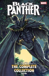 Black Panther Vol.3 (Marvel - 1998) -INTC03- by Christopher Priest: The Complete Collection Volume 3