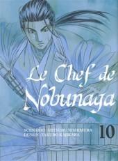 Le chef de Nobunaga -10- Tome 10