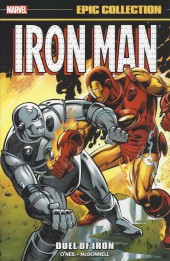 Iron Man Epic Collection (2013) -INT11- Duel of Iron