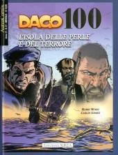 Dago (en italien) -100- L'isola delle perle e del terrore