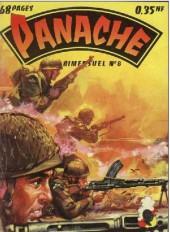 Panache -8- Les gardes du désert