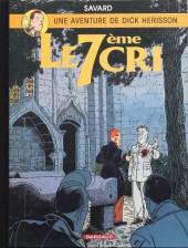Dick Hérisson -9TL- Le 7ème cri