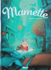 Mamette -1a2010- Anges et pigeons