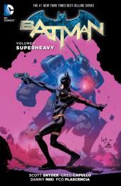 Batman (2011) -INT08- Superheavy