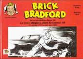 Luc Bradefer - Brick Bradford -42SQ18- Brick Bradford - Strips quotidiens tome 18