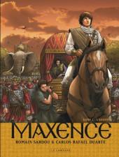Maxence -2- Livre 2 - L'augusta