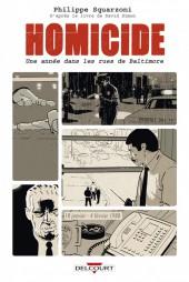 Homicide - Une année dans les rues de Baltimore -1- 18 janvier - 4 février 1988