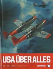 USA über alles -3- L'ombre rouge