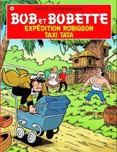 Bob et Bobette -334- Expédition Robiqson / Taxi Tata