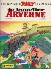 Astérix -11b1974- Le bouclier Arverne