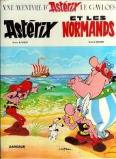 Astérix -9b1973- Astérix et les Normands