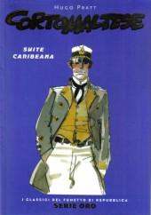 Classici del Fumetto di Repubblica (I) - Serie Oro -6- Corto Maltese - Suite caribeana