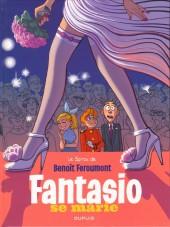 Spirou et Fantasio (Une aventure de.../Le Spirou de...) -9- Fantasio se marie