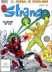 Strange -Rec072- Album N°72 (du n°215 au n°217)