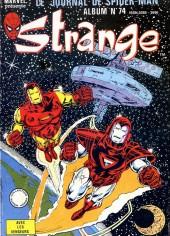 Strange -Rec074- Album N°74 (du n°221 au n°223)