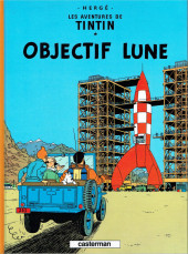 Tintin (Historique) -16c7- Objectif lune