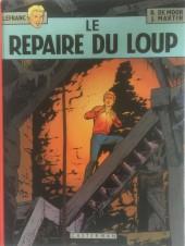 Lefranc -4a74- Le repaire du loup
