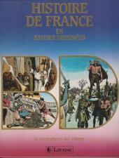 Histoire de France en bandes dessinées (Intégrale) -1b- De Vercingétorix aux Vikings