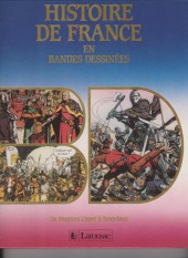 Histoire de France en bandes dessinées (Intégrale) -2b- De hugues Capet à Bouvines