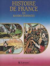 Histoire de France en bandes dessinées (Intégrale) -3b- De Saint Louis à Jeanne d'Arc