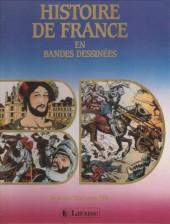 Histoire de France en bandes dessinées (Intégrale) -4b- De Louis XI à Louis XIII