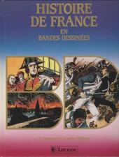 Histoire de France en bandes dessinées (Intégrale) -6b- De Bonaparte à Louis-Philippe