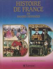 Histoire de France en bandes dessinées (Intégrale) -INT7a- De la révolution de 1848 à la III ème République
