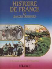 Histoire de France en bandes dessinées (Intégrale) -INT8a- De la Grande Guerre à la V ème République
