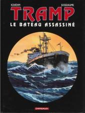 Tramp -3c12- Le bateau assassiné