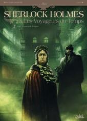 Sherlock Holmes & Les Voyageurs du temps -2- Fugit Irreparabile Tempus