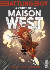 Battling Boy : Aurora West